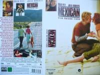 Mexican - Eine heisse Liebe ... Brad Pitt, Julia Roberts