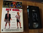 He's my Girl 2 II 1992 VHS Video Erstauflage VCL 1993
