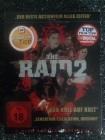 THE RAID 2 - BLU RAY - STEELBOOK - NEU/OVP !!!