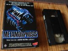Metamorphosis 1989 VHS Video Erstauflage Highlight 1990