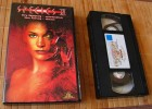 Species II 2 1997 VHS Sammlervideo mit 3-D Cover von MGM