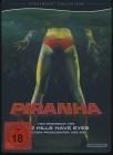 DVD  PIRANHA Steelbook - FSK 18 - NEU; ohne Folie
