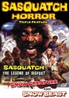 Sasquatch Horror - Legend of Bigfoot, Snow Beast, Creature