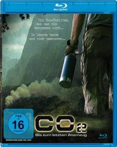CO2 - Bis zum letzten Atemzug (Blu-ray) OVP