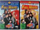 Full House - komplette Staffel 1 + 2 - Sitcom 80er - Mädchen