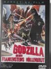 Godzilla gegen Frankensteins H�llenbrut - Trash Kult Japan