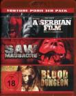 Torture Porn 3er Pack - Vol.1 (A Serbian Film... / Blu-ray)