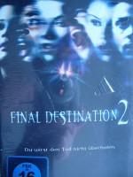 Final Destination 2 ...  Horror - VHS !!!  ...   OVP !!!