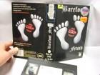 3857 ) Black X Barefoot fetish fuss 100 % fetisch