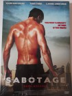 Sabotage - Dark Assassins - FSK 18 uncut - Bosnien