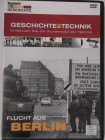 Flucht aus Berlin - Deutsche Geschichte - Berliner Mauer DDR