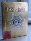 The Last Stand - Uncut Gold Edition Blu Ray Steelbook NEU
