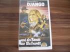 Django und die Bande der Bluthunde  VHS