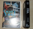 Beast you - Linnea Qigley - David deCoteau - RARE VHS