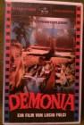 Demonia Astro Uncut VHS Lucio Fulci