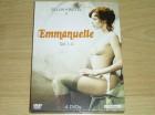 Emmanuelle - Teil 1 - 4: DVD-Box 4 DVDs (Studiocanal) Uncut