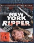 New York Ripper, NEU!!! BluRay
