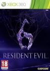 RESIDENT EVIL 6 - DEUTSCH / UNCUT - XBOX 360 - NEU+OVP