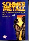 Schwer Metall Sammelband Serie Nr. 4 (Hefte 50- 52) Comic