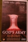 Gods Army VHS Uncut Christopher Walken (D52)