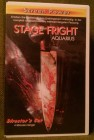 Stage Fright aka Aquarius. screen power uncut VHS