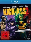 Kick Ass 2 [Blu-ray] (deutsch/uncut) NEU+OVP