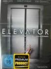 Elevator - 9 Personen & 1 Bombe im blockierten Fahrstuhl