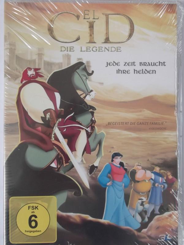 El Cid - Die Legende - Ritter von Kastilien, Spanien