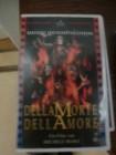 VHS Astro Dellamorte Dellamore.