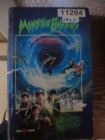 VHS Monster Busters.