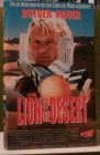Lion of the Desert VHS Rutger Hauer
