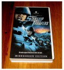 VHS STARSHIP TROOPERS - DEUTSCH - WIDESCREEN EDITION
