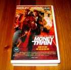 VHS MONEY TRAIN - WESLEY SNIPES - WOODY HARRELSON - J LO