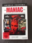 MANIAC - Double Feature - Joe Spinell - Wie NEU