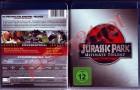 Jurassic Park - Ultimate Trilogy / Blu Ray Box NEU OVP uncut