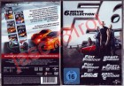 Fast & Furious - The Collection 1-6 / DVD Box NEU OVP