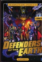 Defenders Of The Earth - Superbox - Episode 1 - 65 Komplett