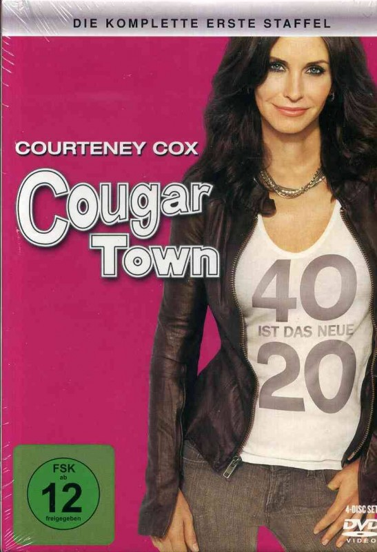 Cougar Town - Season # 1 - Courtney Cox