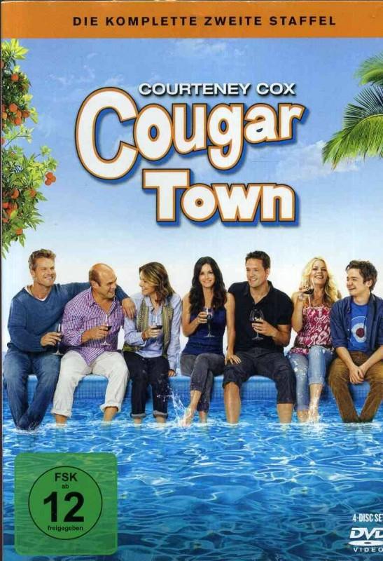 Cougar Town - Season # 2 - Courtney Cox