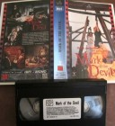 MARK OF THE DEVIL -HEXEN BIS AUFS BLUT GEQUÄLT- ASTRO - VHS