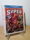 Super - Shut Up, Crime! - 2 Disc - Blu ray - Mediabook - MB