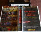 REBELLION DER ZOMBIES  - NIGHTMARE CINEMA - VHS