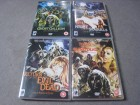 THE BLIND DEAD COLLECTION ANCHOR BAY - RC2 - 4 DVDs