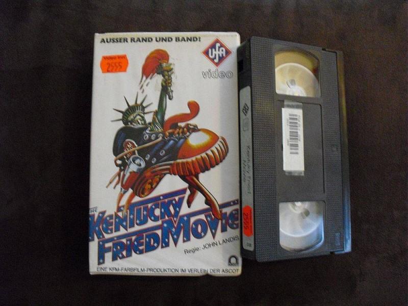 Kentucky Fried Movie [UFA] Kultfilm, John Landis