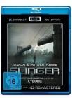 Slinger (Cyborg -DC) [Blu-ray] (deutsch/uncut) NEU+OVP