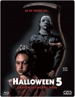 Halloween 5 - 3D Metalpak uncut Blu Ray - NEU/OVP