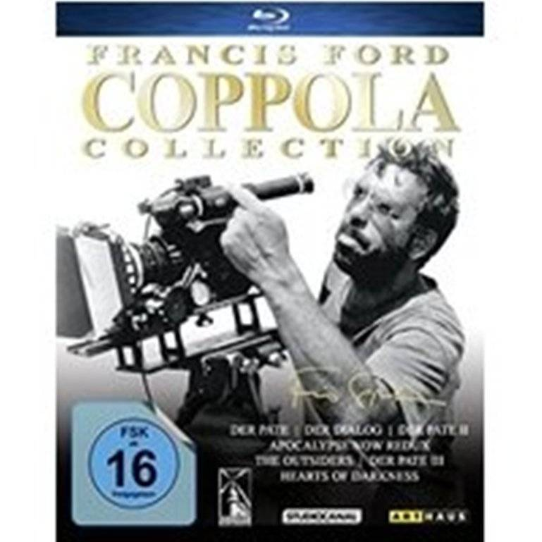 Francis Ford Coppola Collection (Blu-ray)