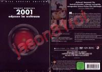 2001: Odyssee im Weltraum - Limited Edition / Steel OVP RAR