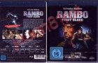 Rambo - First Blood - Uncut / Blu Ray NEU OVP S. Stallone