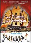 Die Tempel der Shaolin - kleine Hartbox - Uncut
